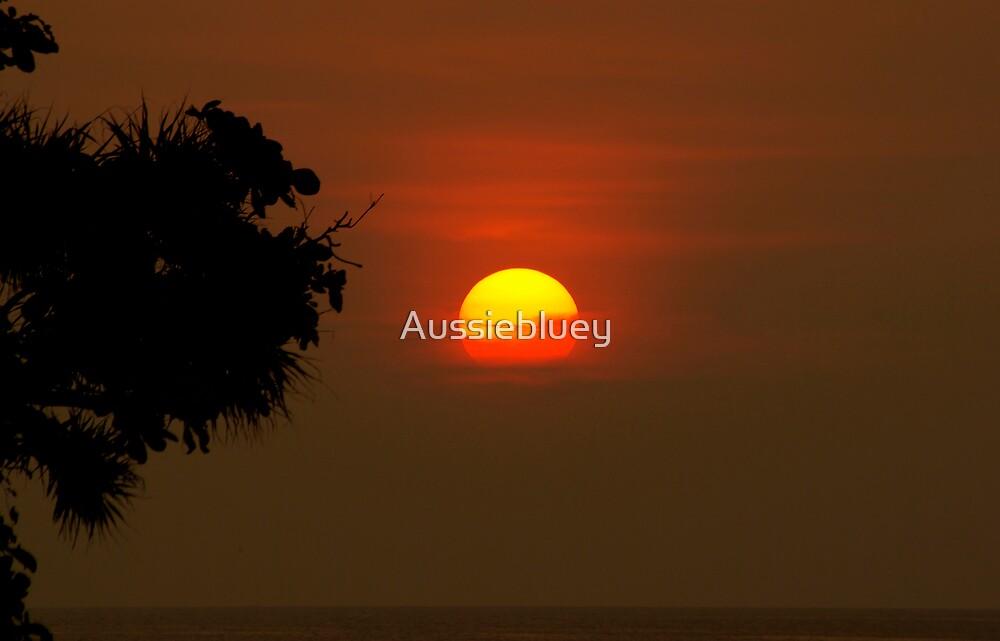 Phuket Sunset by Aussiebluey
