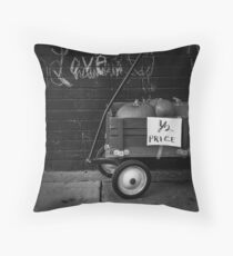 Half Price Throw Pillow