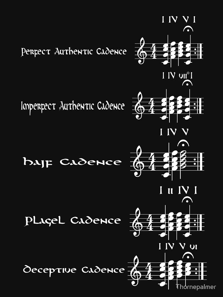 Cadences by Thornepalmer