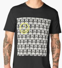 BBC Sherlock 'Bored Smiley Face'  Men's Premium T-Shirt
