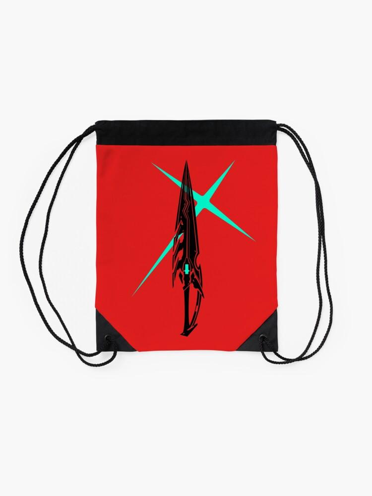 Alternate view of Xenoblade Drawstring Bag