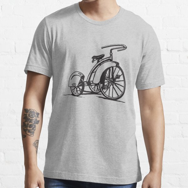 Totally Cool Vintage Tricycle Essential T-Shirt