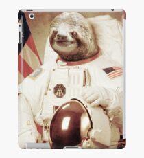 Astronaut Sloth iPad-Hülle & Klebefolie