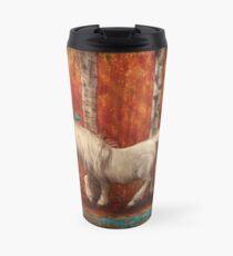 The Year of the Unicorn: Autumn Travel Mug
