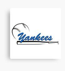 Yankees ! Canvas Print