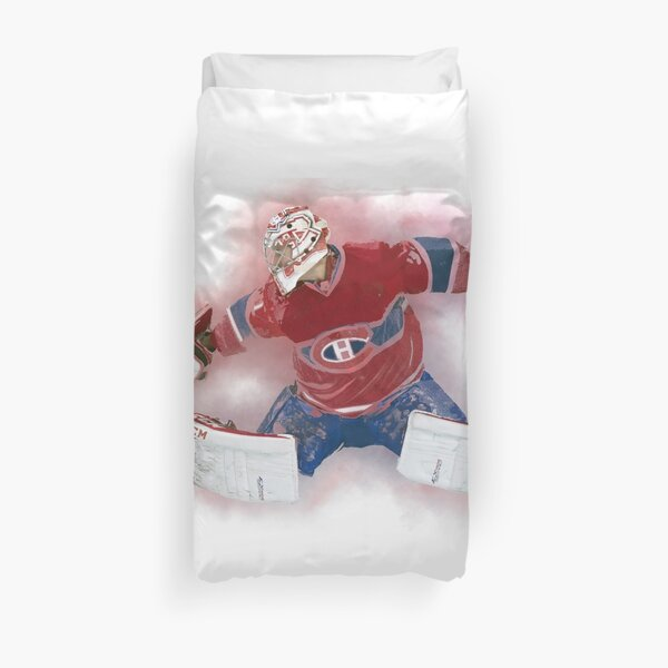 Carey Price Duvet Cover
