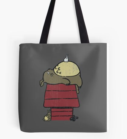 My neighbor Peanut Tote Bag