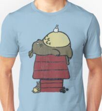 My neighbor Peanut Unisex T-Shirt