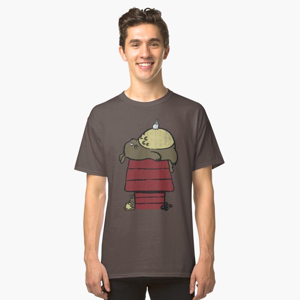 My neighbor Peanut Classic T-Shirt Front