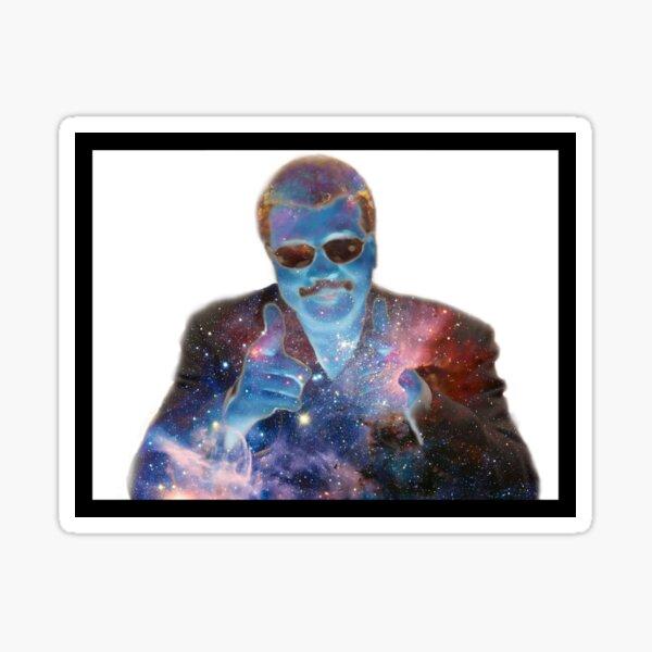 Nebula Degrass Tyson Sticker