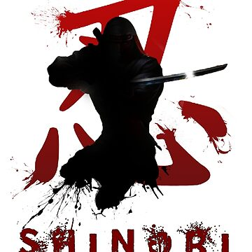 The Shinobi by TwistedBiscuit
