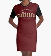 AUTHENTIC CULTURA Graphic T-Shirt Dress