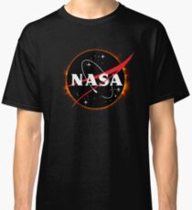NASA Sonnenfinsternis Classic T-Shirt