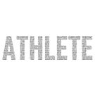 Athlete by Christopher Myers
