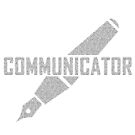 Communicator by Christopher Myers