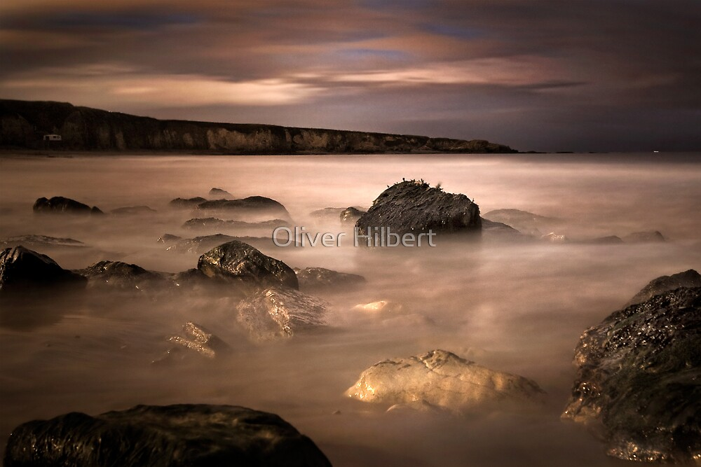 Ethereal Rocks by Oliver Hilbert