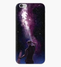 He still loves space iPhone Case