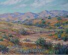 San Gabriel Mountains by HDPotwin