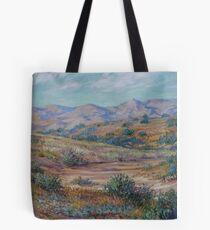 San Gabriel Mountains Tote Bag