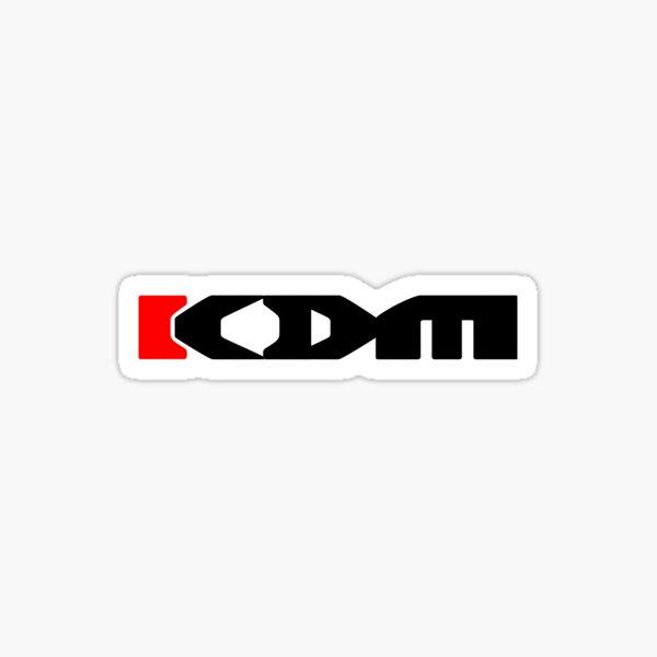 KDM Sticker