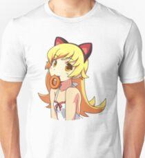 Shinobu Oshino Nyan T-Shirt