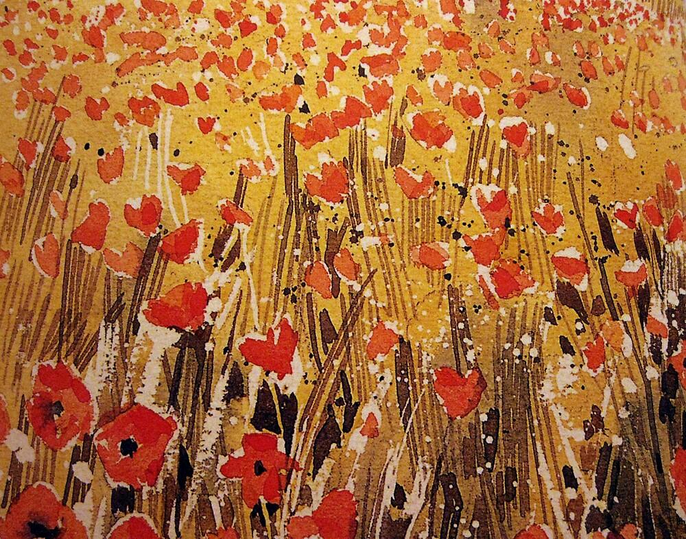 Poppyfields  by moonglow