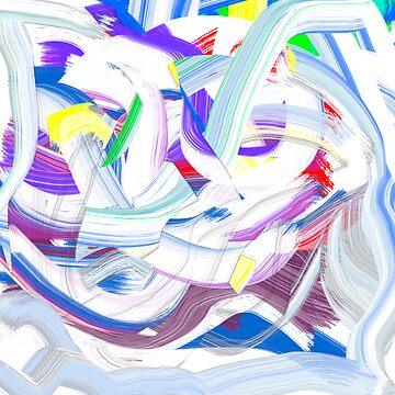I Am Abstract by artofmyth