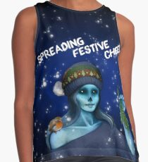 Christmas Wraith - Colour Contrast Tank