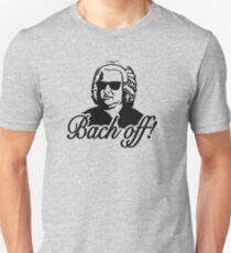 Camiseta unisex Bach off!