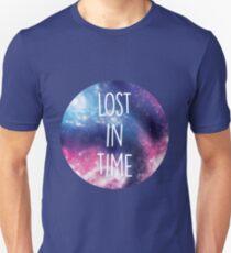 Purple Galaxy Unisex T-Shirt