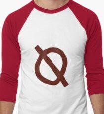 "Mea Shirt ""non binary"" Men's Baseball ¾ T-Shirt"