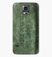 """""""Front Toward Enemy""""  Case/Skin for Samsung Galaxy"""
