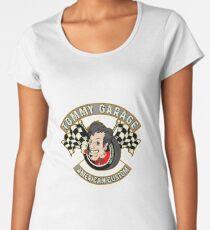 Tommy Garage American Custom Women's Premium T-Shirt