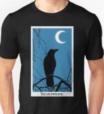 Nevermore tarot Unisex T-Shirt