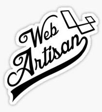 web artisan laravel edition Sticker