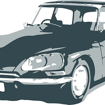 Vintage Citroen DS | Cars by koovox