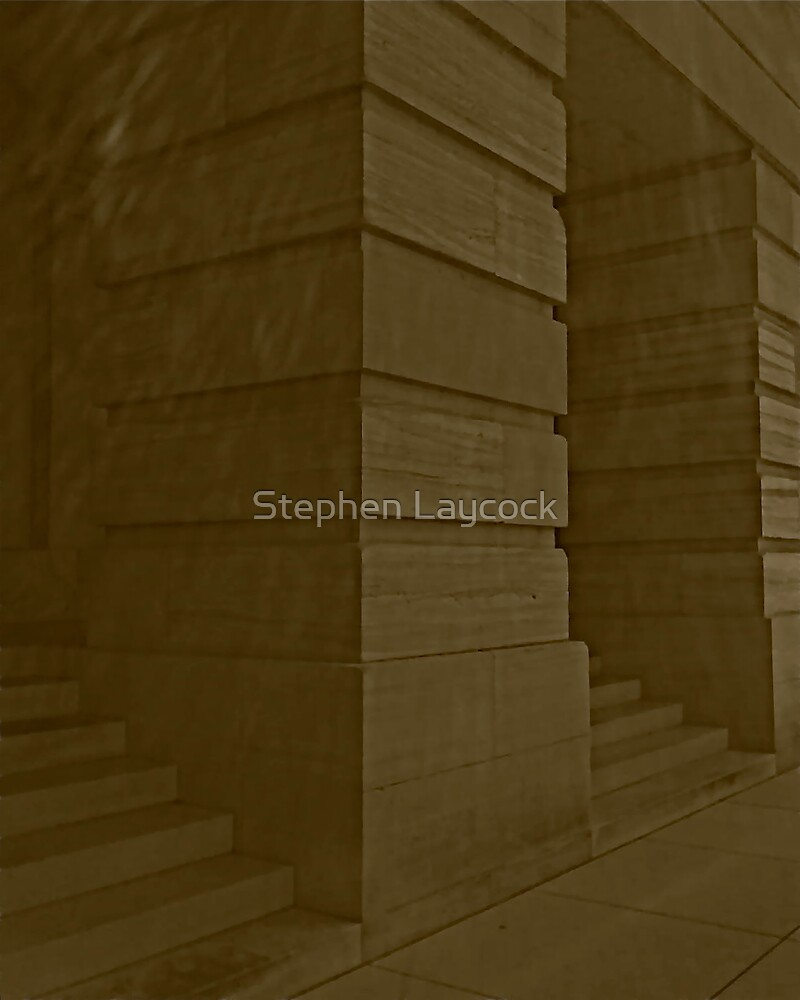 State Capitol - Nashville, Tennessee by Stephen Laycock