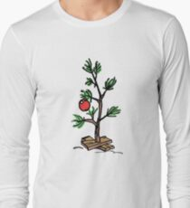 Charlie Brown's Christmas Tree Long Sleeve T-Shirt