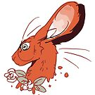 «conejo rojo» de murkbone