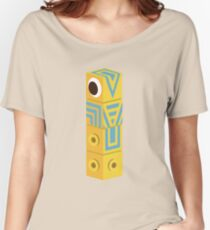 Monument Valley Totem Women's Relaxed Fit T-Shirt