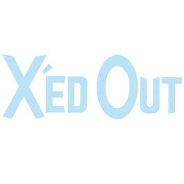 X'ed Out by bloomis2