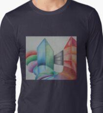 Building Enterprise Long Sleeve T-Shirt