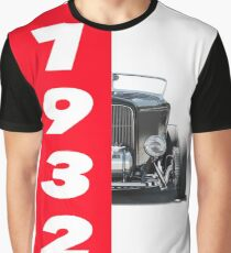 1932 Ford 'Banner' Roadster  Graphic T-Shirt