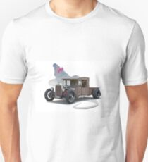1930 Fageol Pickup 'Hit n Run Rat' I T-Shirt