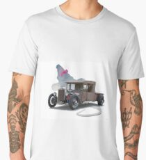 1930 Fageol Pickup 'Hit n Run Rat' I Men's Premium T-Shirt