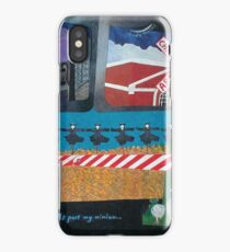 Approaching Christmas iPhone Case