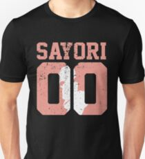 Sayori 00 Jersey DDLC Inspired Unisex T-Shirt