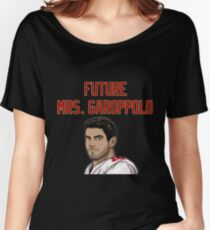 Future Mrs. Garoppolo Women's Relaxed Fit T-Shirt