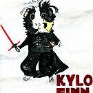Kylo Finn by Rachel Smith