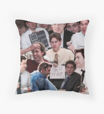 Jim Halpert - The Office Throw Pillow